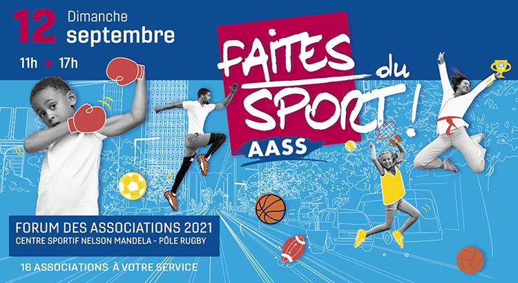 Faites du sport : samedi 12 septembre
